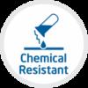 Resistente químico