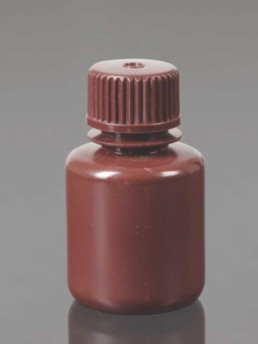 Reagent Bottle, Amber color (Narrow Mouth))