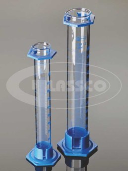 Measuring Cylinder with detachable PE base