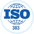 Complies with ISO 383