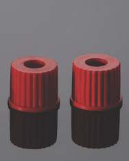 Screw Thread Polythylene
