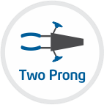 two prong