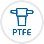 "PTFE Stopcocks regulate the flow of liquids or low pressure gases & serve many functions in the laboratory & has the distinct advantages over glass for use with high vacuum & being much easier to clean due to grease free operation. For liquid applications, it also means that you won't contaminate your reaction mixture with grease. PTFE keys are interchangeable and replaceable so that there is no need for ""matching the pairs"" during cleaning."