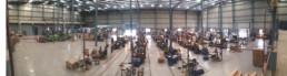 Glassco Semi-Automatic Manufacturing Plant