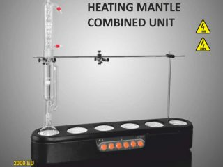Heating Mantle Combined Unit